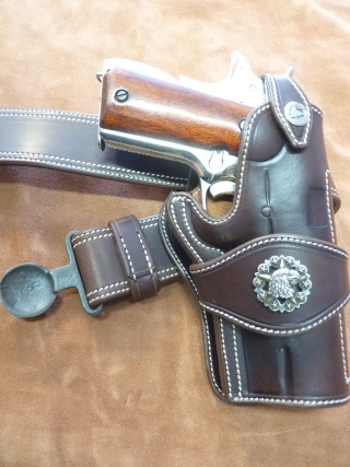 "COLT 45 ""WILD BUNCH"" HOLSTER by SLYE P1140731"