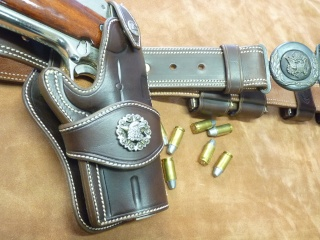 "COLT 45 ""WILD BUNCH"" HOLSTER by SLYE P1140732"