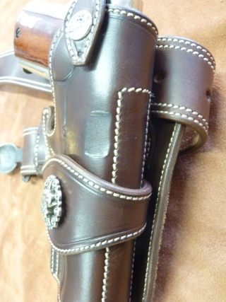 "COLT 45 ""WILD BUNCH"" HOLSTER by SLYE P1140733"