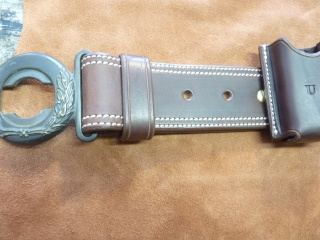 """COLT 45 """"WILD BUNCH"""" HOLSTER by SLYE P1140737"""