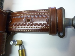 "COLT 45 ""WILD BUNCH"" HOLSTER by SLYE P1140814"