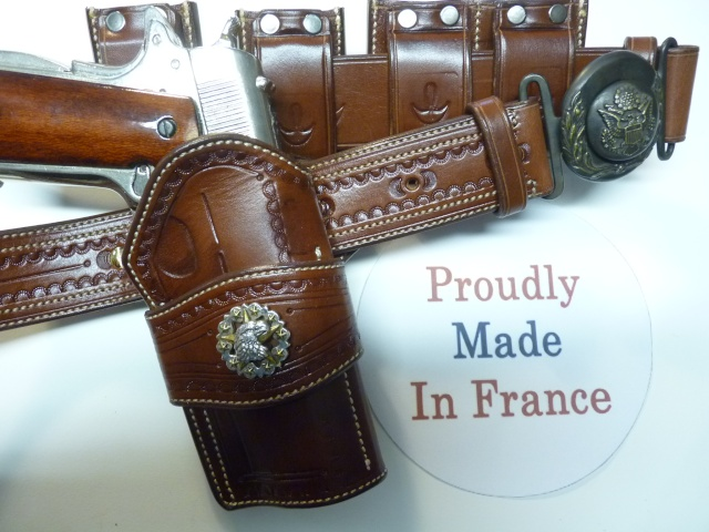 "COLT 45 ""WILD BUNCH"" HOLSTER by SLYE P1140818"