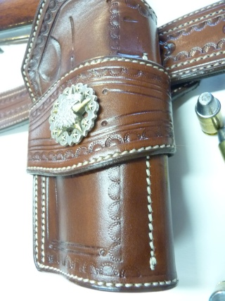 "COLT 45 ""WILD BUNCH"" HOLSTER by SLYE P1140820"