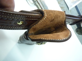"COLT 45 ""WILD BUNCH"" HOLSTER by SLYE P1140821"