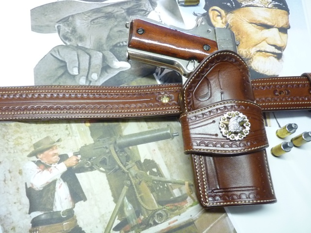 "COLT 45 ""WILD BUNCH"" HOLSTER by SLYE P1140822"