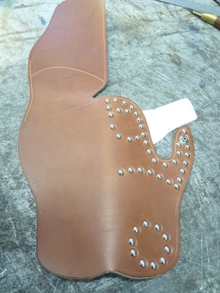 """""""FRAZIER"""" COLT 45 HOLSTER by SLYE P1140925"""