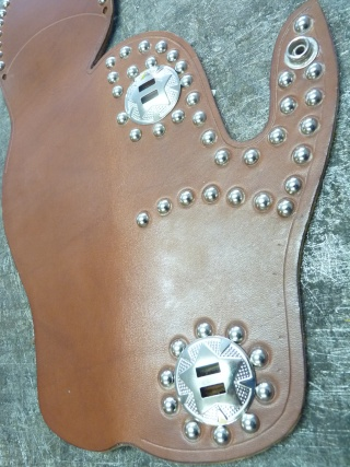"""""""FRAZIER"""" COLT 45 HOLSTER by SLYE P1140926"""