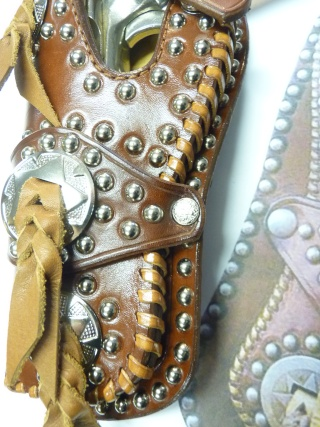 """""""FRAZIER"""" COLT 45 HOLSTER by SLYE P1140929"""