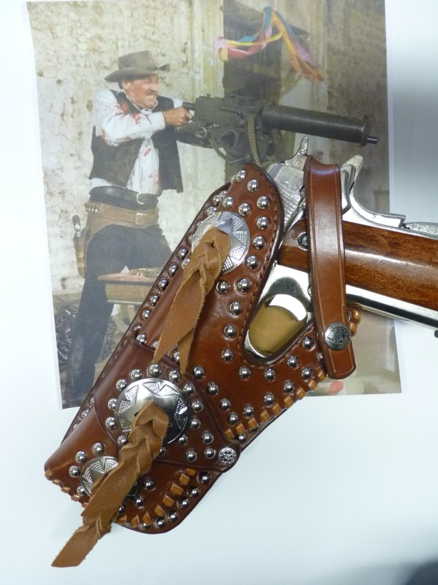 """""""FRAZIER"""" COLT 45 HOLSTER by SLYE P1140931"""