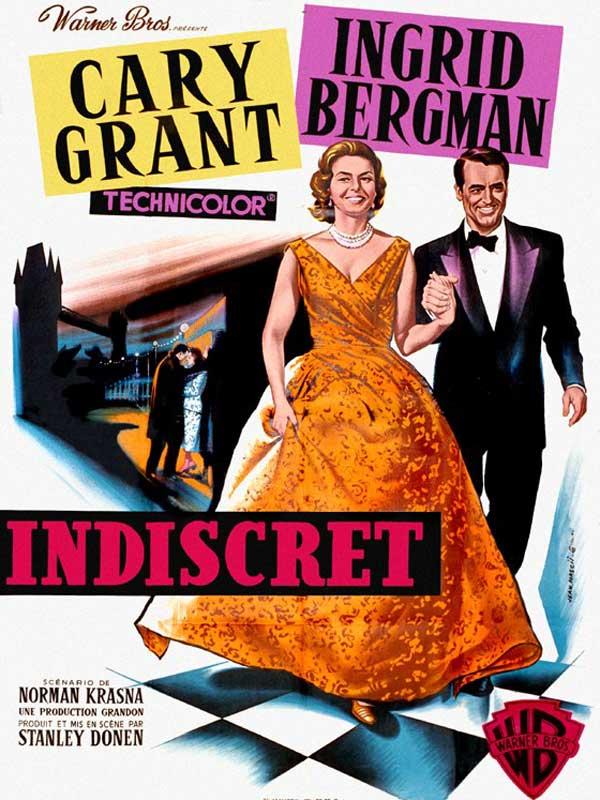 Indiskrecija (Indiscreet) (1958) 18460510