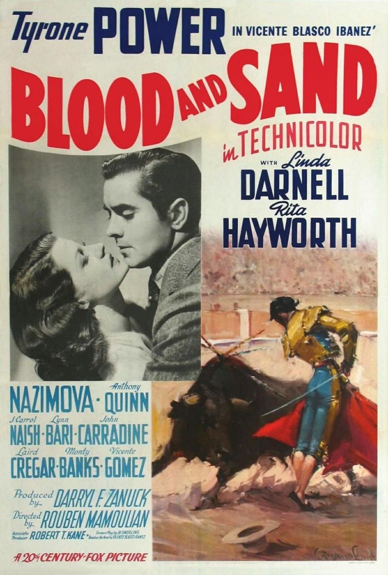 Krv i Pesak (Blood And Sand) (1941) 19412010