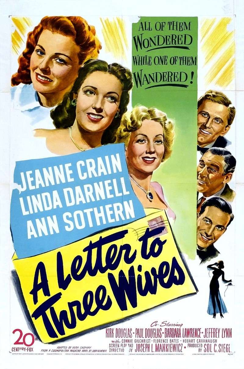 Pismo Trima Suprugama (A Letter To Three Wives) (1949) 1949_a10