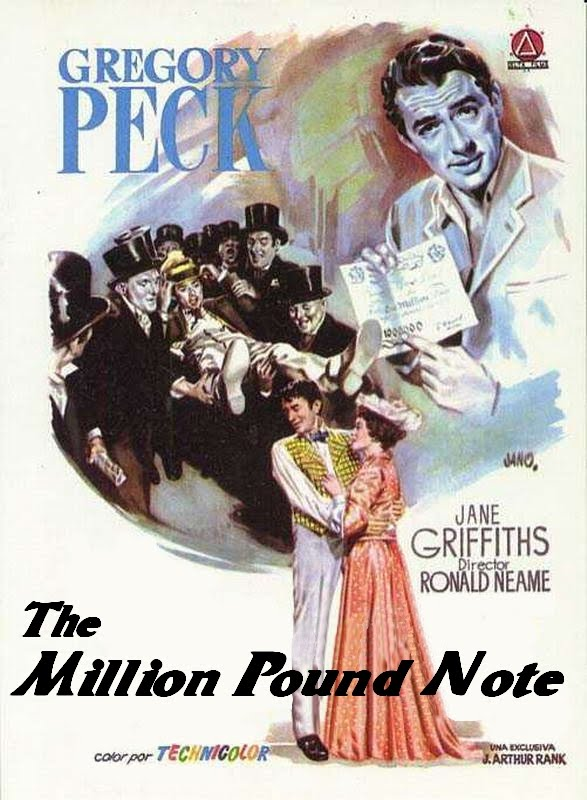 Menica Od Milion Funti (The Million Pound Note) (Man with a Million) (1954) 1953_t10