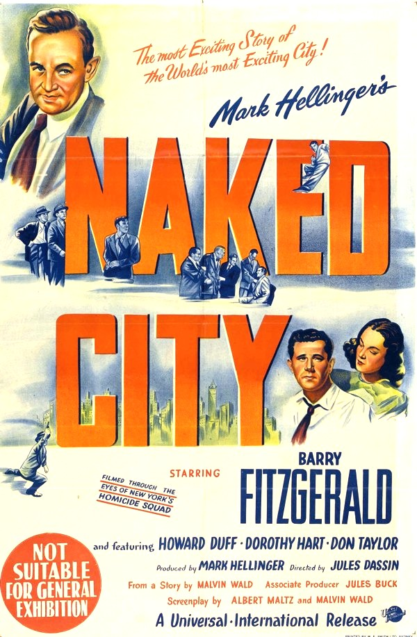 Goli Grad (The Naked City) (1948) 36a10