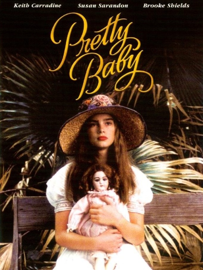 Slatka Mala (Pretty Baby) (1978) 47630f10