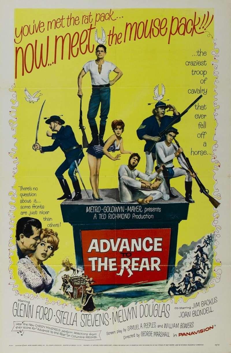 Advance To The Rear (1964) Advanc10
