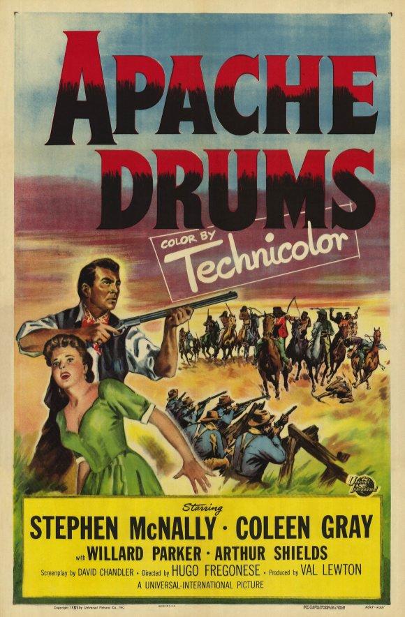Bubnjevi Apača (Apache Drums) (1951) Apache10
