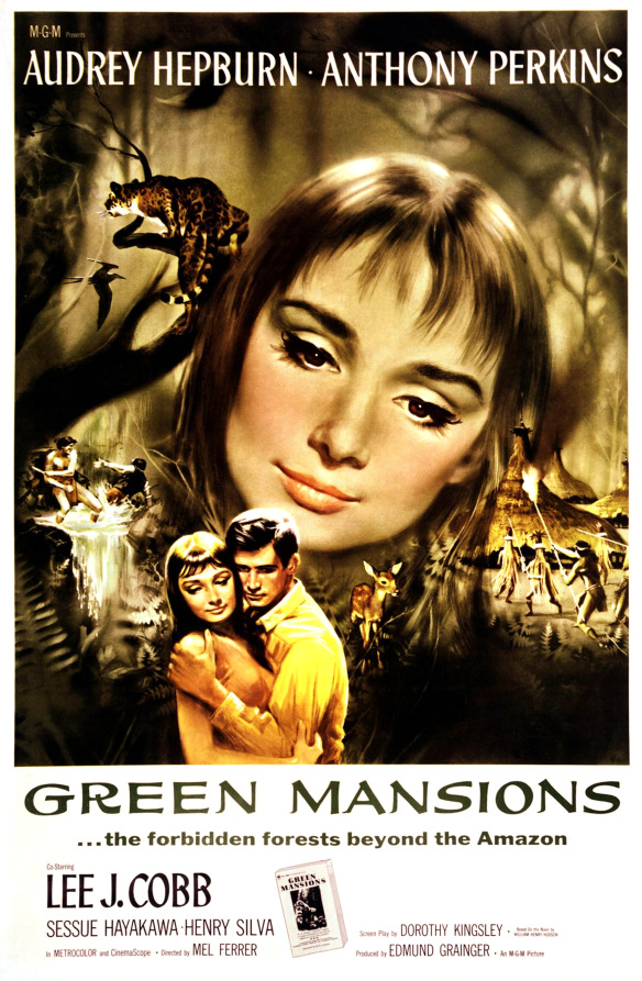 Green Mansions (1959) Audrey10