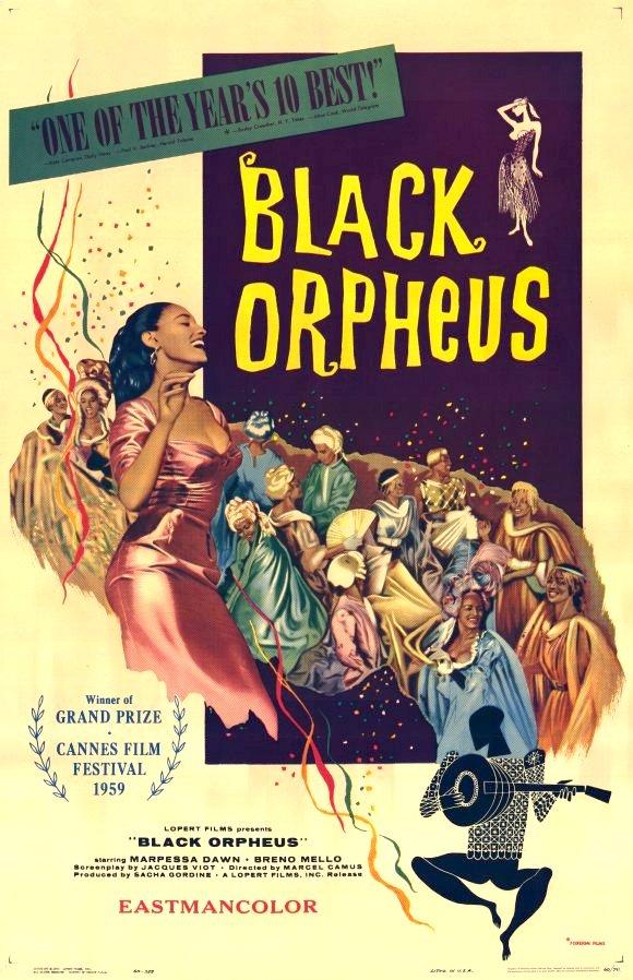 Crni Orfej (Orfeu Negro) (Black Orpheus) (1959) Black-10