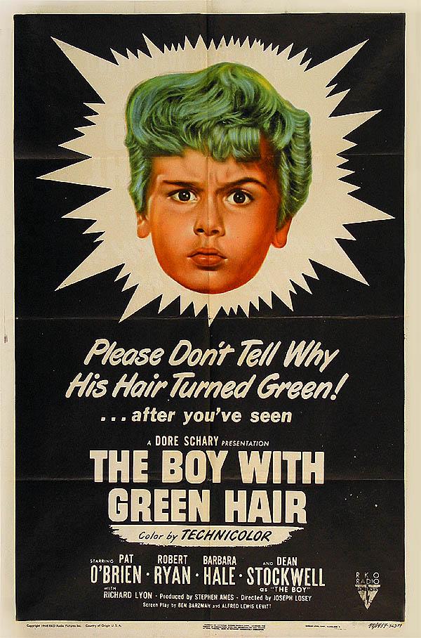 Dečak Sa Zelenom Kosom (The Boy With Green Hair) (Colour Version) (1948) Boygre10