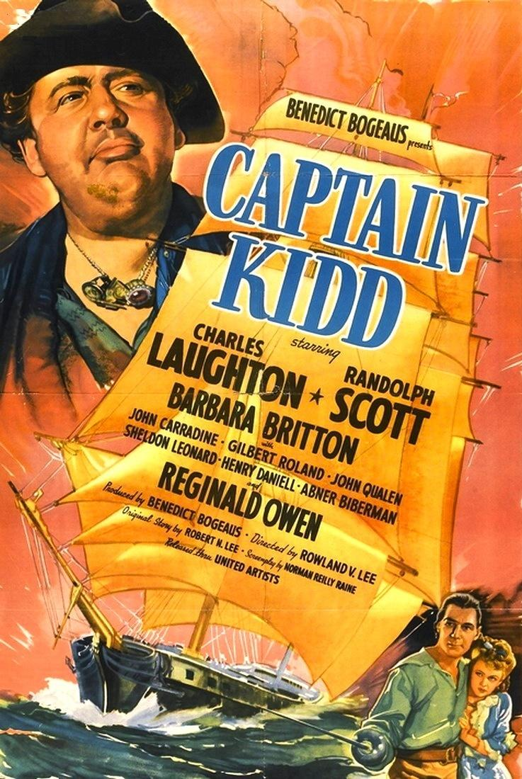 Kapetan Kid (Captain Kidd) (1945) Captai10