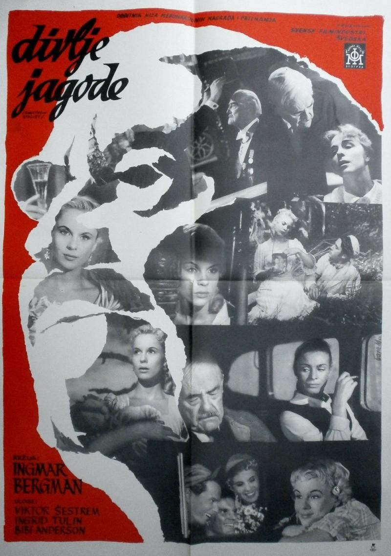 Divlje Jagode (Wild Strawberries) (Smultronstället) (1957) Divlje10
