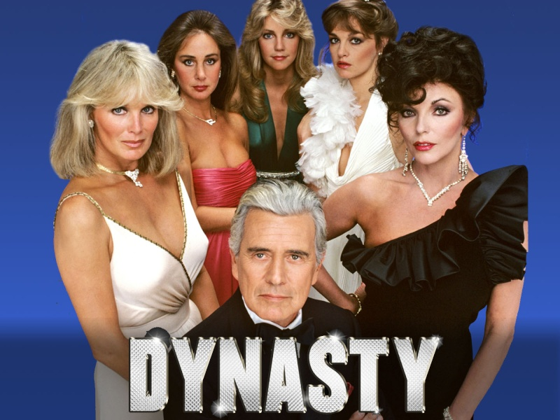 Dinastija (Dynasty) (TV Series 1981-1989) Dynast10