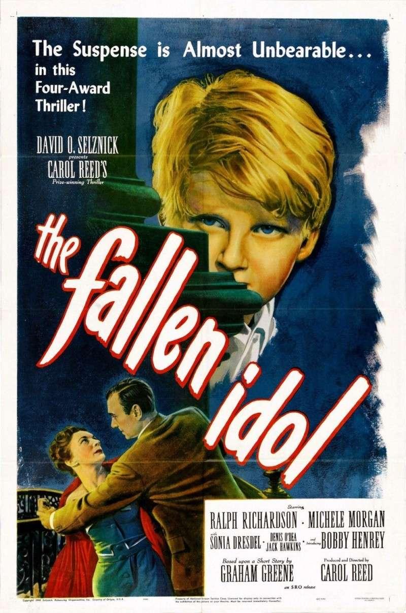 Pali Idol (The Fallen Idol) (1948) Fallen10