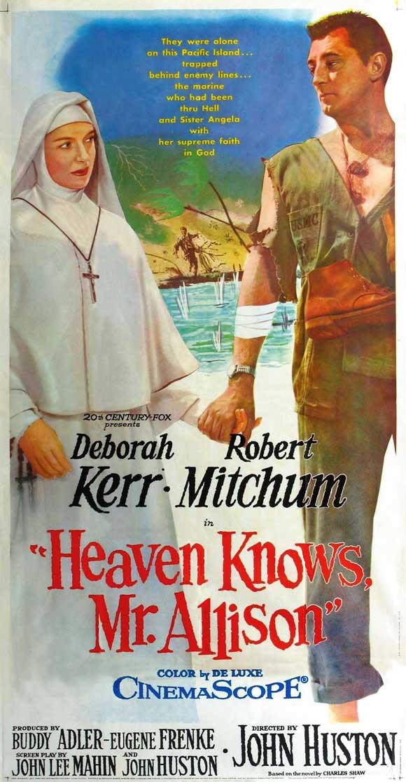 Samo Bog Zna Gospodine Alison (Heaven Knows Mr. Allison) (1957) Heaven10