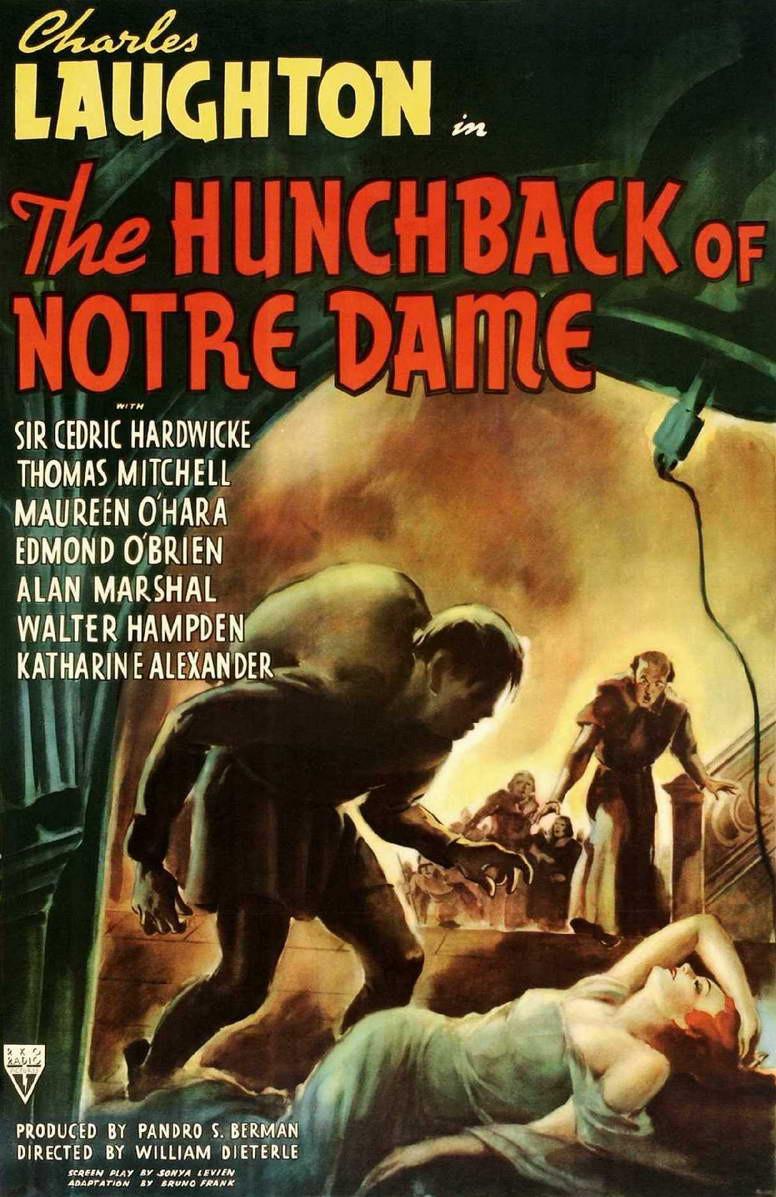 Zvonar Bogorodičine Crkve (The Hunchback Of Notre Dame) (1939) Hunchb10
