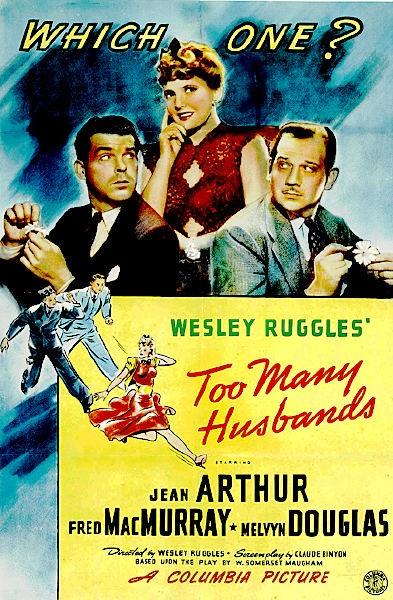 Previše Muževa (Too Many Husbands) (1940) Image410