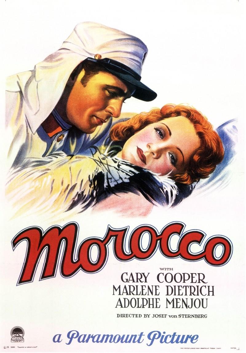 Maroko (Morocco) (1930) Kinopo11