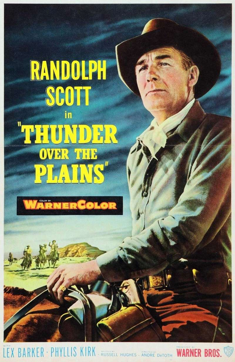 Thunder Over The Plains (1953) Latrah10