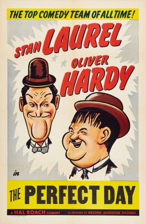 Stan Laurel & Oliver Hardy - Perfect Day (1929) Laurel10