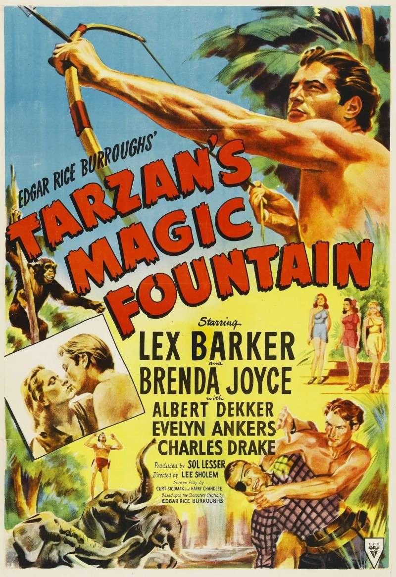 Tarzanova Magična Fontana (Tarzan's Magic Fountain) (1949) Lbfoun10