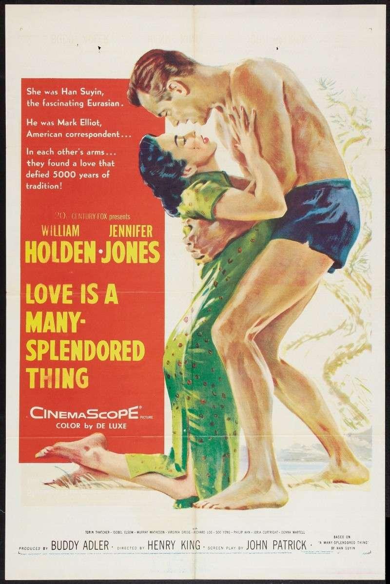 Ljubav Je Divna Stvar (Love Is a Many-Splendored Thing) (1955) Lf12