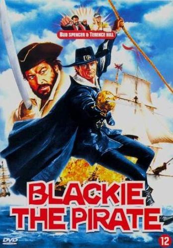 Crni Gusar (Il Corsaro Nero) (Blackie The Pirate) (1971) M7622010
