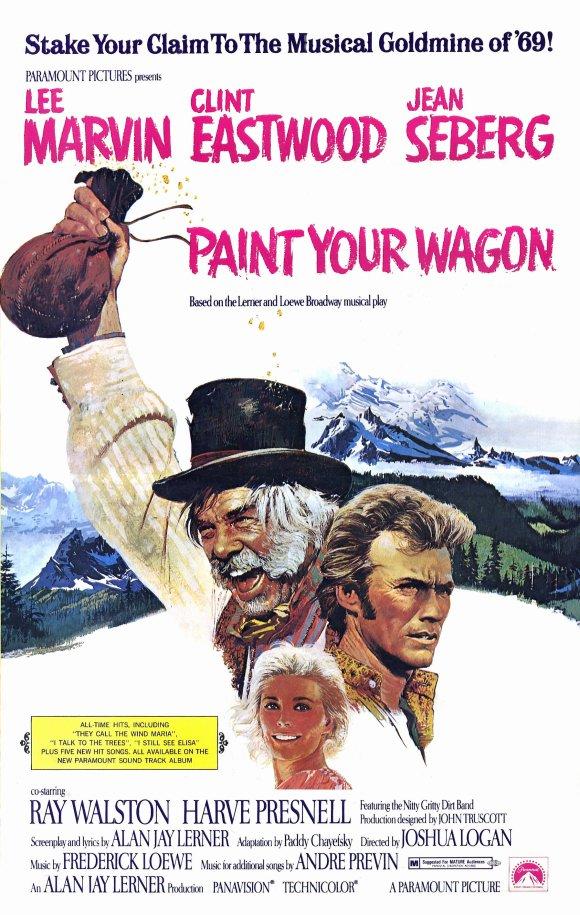 Svi Za Eldorado (Oboji Svoja Kola) (Paint Your Wagon) (1969) Paint-10