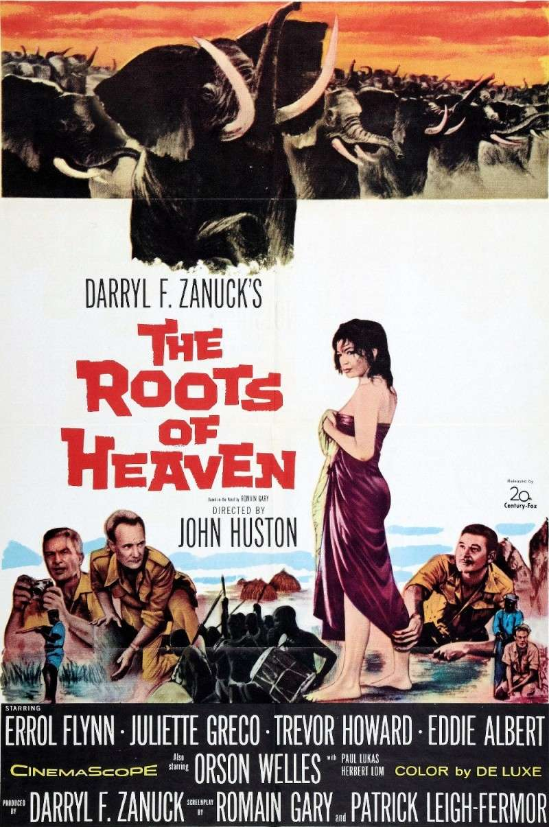 Koreni Neba (The Roots Of Heaven) (1958) Poster23