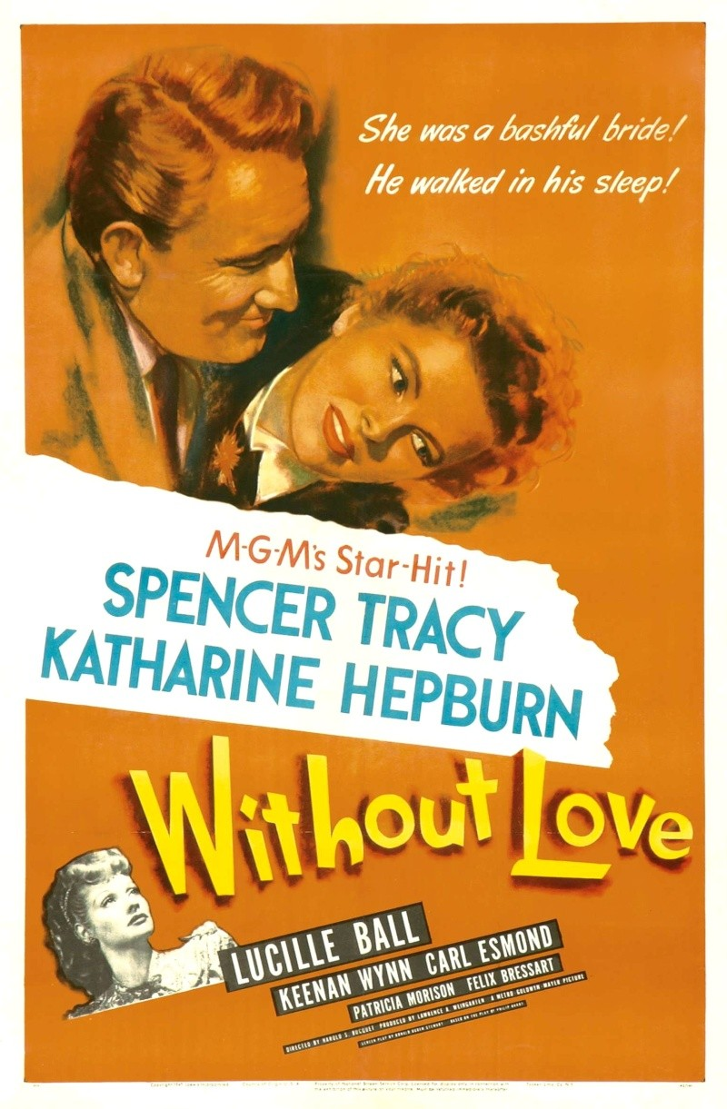 Bez Ljubavi (Without Love) (1945) Poster25