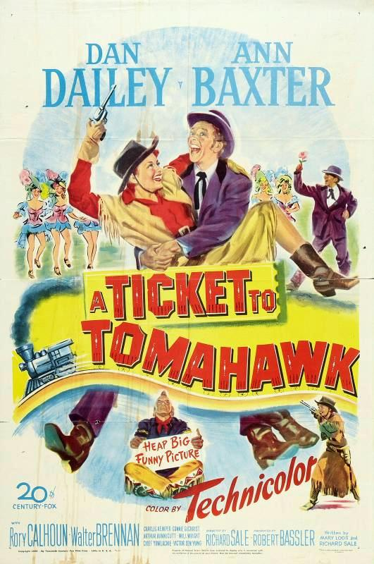 A Ticket To Tomahawk (1950)  Sansti10