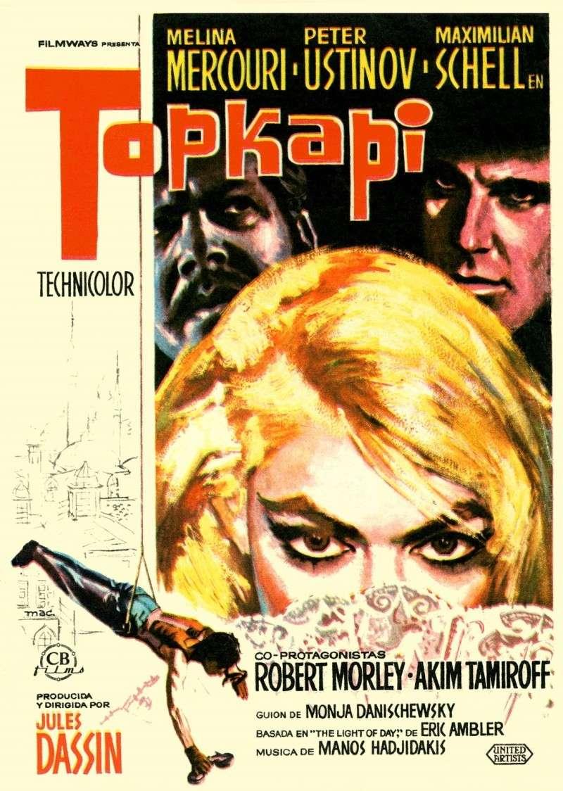 Topkapi (1964) Topkap10
