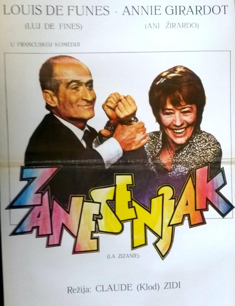 Zanesenjak (Svadja) (La Zizanie) (The Spat) (1978) Zanese10