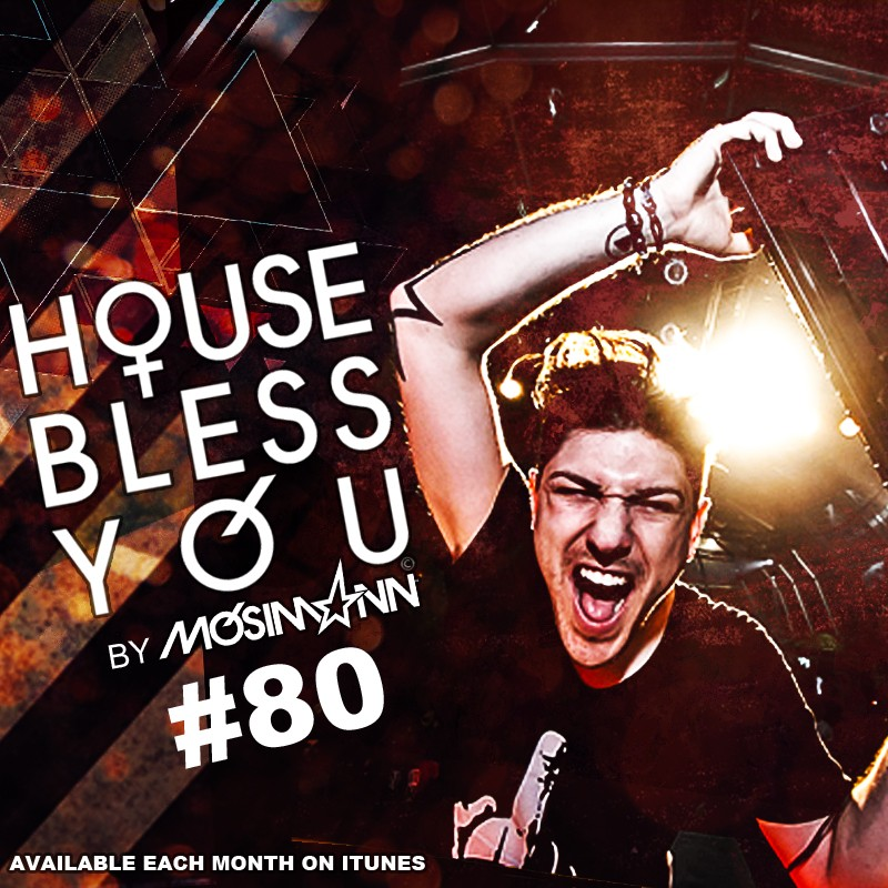"""Podcast """"House Bless You"""" #80 Hby8011"""