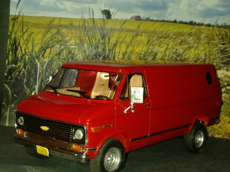 terminer chevy van mpc foxy box 01810