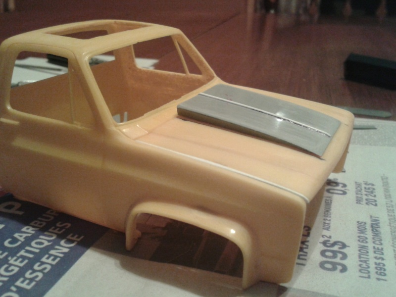 2 ieme vie chevy pick up sod buster  04210