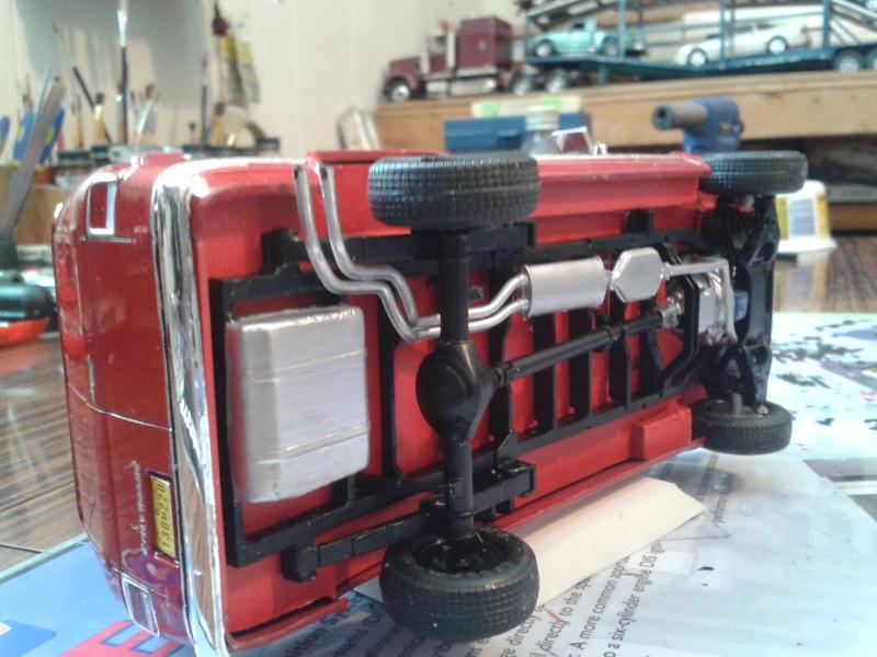 terminer chevy van mpc foxy box 04810
