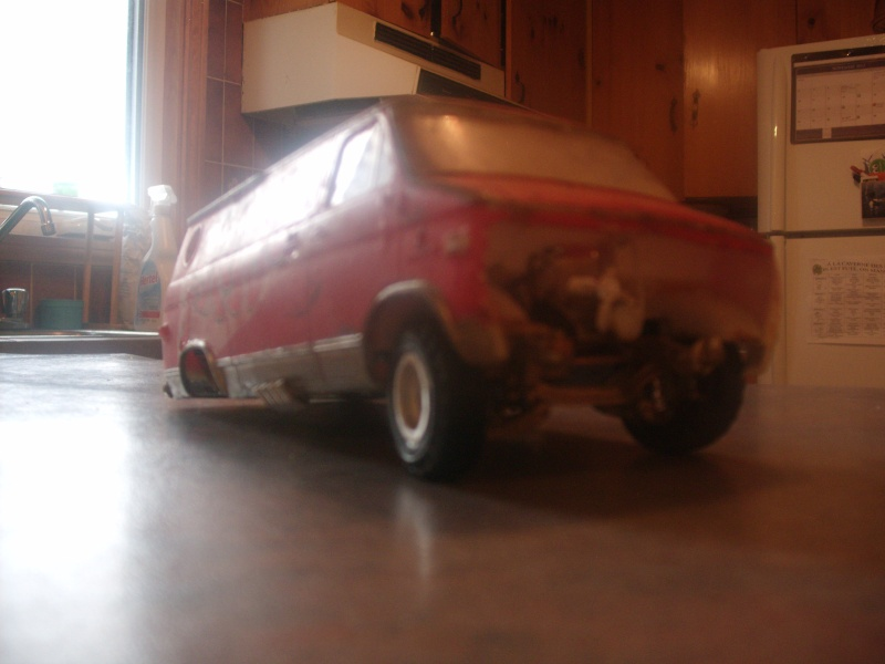 restauration mpc chevy van foxy box Chevy_13