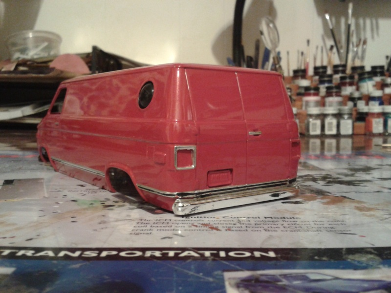 restauration mpc chevy van foxy box Chevy_27