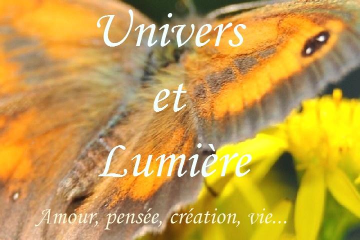 UNIVERS ET LUMIERE
